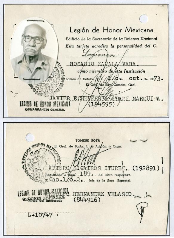 Tarjeta de identidad para Acreditación en la Legión de Honor Mexicana.pdf