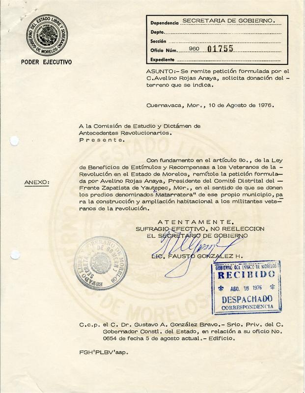 Oficio que solicita donación de terreno.pdf