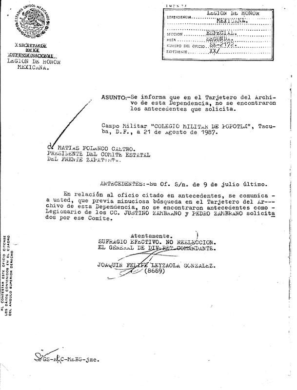 Oficio que informa que no existen expedientes relacionados al veterano.pdf