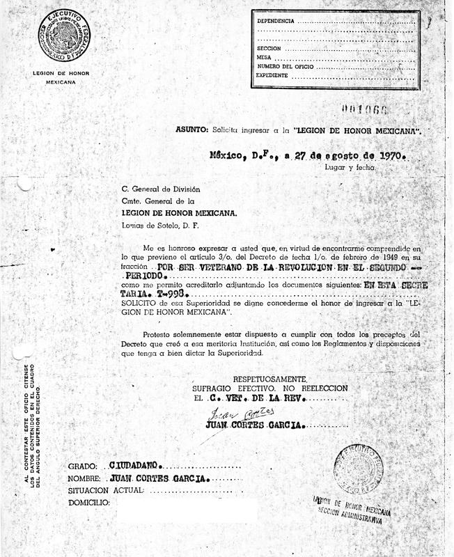 Solicitud de ingreso a la Legión de Honor Mexicana.pdf